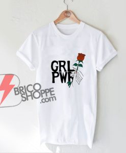 GIRL-POWER--Shirt-hand-Rose