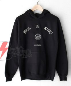 Kanye-West-Jesus-Is-King-Chicago-Seal-Hoodie