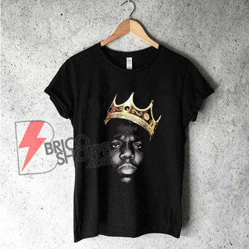The Notorious BIG Biggie Smalls Shirt - Funny's Shirt On Sale