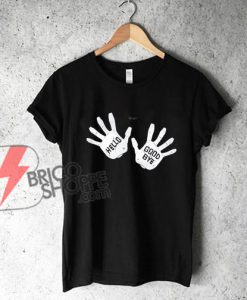 Umbrella Academy - Klaus Hands Shirt - Umbrella Academy T-Shirt - Funny's Shirt On Sale