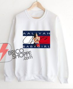 AALIYAH-BABY GIRL-Sweatshirt