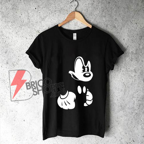 Angry Mickey Mouse Shirt - Funny's Shirt On Sale