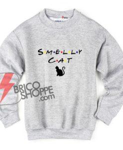 Friends---Smelly-Cat-Sweatshirt---Funny's-Sweatshirt-On-Sale