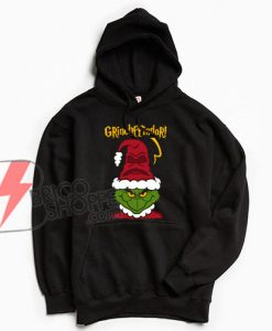 Grinchffindor!-Christmas-Hoodie---Funny's-Hoodie-On-Sale
