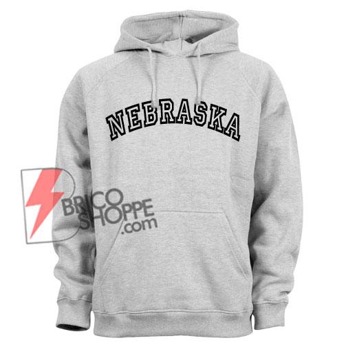 Nebraska-Hoodie