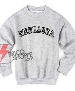 Nebraska-Sweatshirt