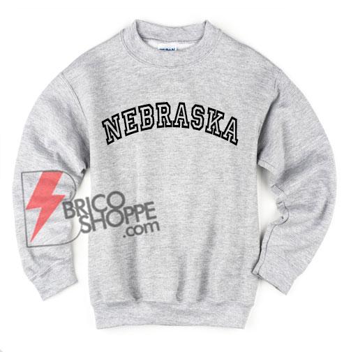 Nebraska-Sweatshirt