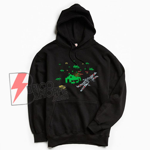 Star-Wars-space-invaders---Hoodie