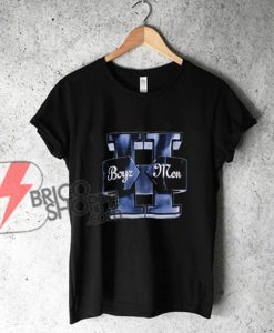 Vintage 90's Boyz II Men Shirt - Funny's Shirt On Sale