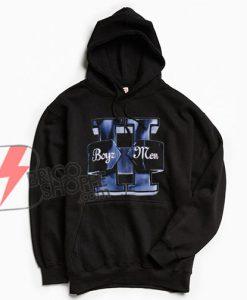 Vintage 90's Boyz II Men-Hoodie---Funny's-Hoodie-On-Sale