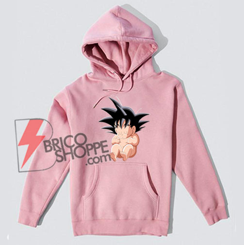 Baby Sungoku- Hoodie - Dragon Ball Hoodie - Funny's Hoodie On Sale