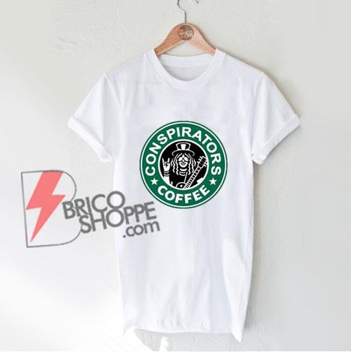 Conspirators-coffee-Shirt----Slash---Guns-N-Roses-Shirt---Funny's-Guns-N-Roses-Shirt-On-Sale