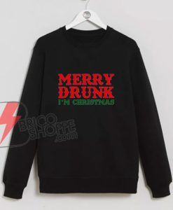 Merry-Drunk-I'm-Christmas-Sweatshirt-Funny's-Sweatshirt