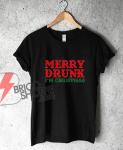 Merry-Drunk-I'm-Christmas-T-Shirt---Funny's-Christmas-Shirt