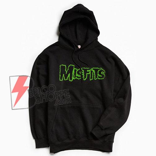 Misfits Hoodie - Funny's Hoodie On Sale