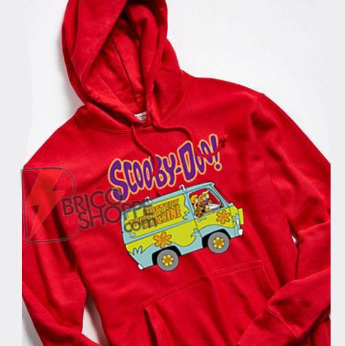 Scooby-Doo-Hoodie