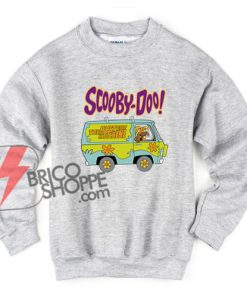 Scooby-Doo-Sweatshirt---funny's-Sweatshirt-On-Sale