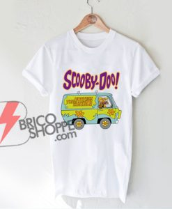 Scooby-Doo-T-Shirt---Funny's-Shirt-On-Sale