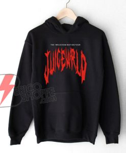 THE-WRLD-DOMINATION-TOUR-JUICE-WRLD-Hoodie