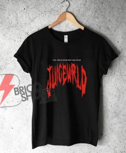 THE-WRLD-DOMINATION-TOUR-JUICE-WRLD-T-Shirt---Funny's-Shirt-On-Sale