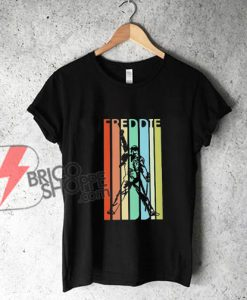 Vintage Freddie Mercury shirt - Queen Band Shirt - Funny's Shirt On Sale