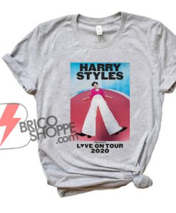 Harry Styles Presents Love On Tour 2020 Shirt - Funny's Shirt On Sale