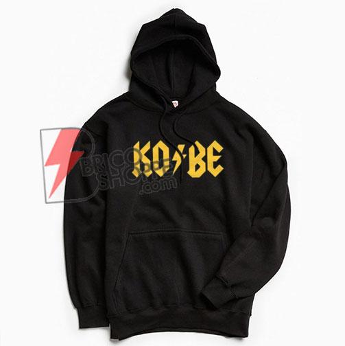KOBE Hoodie - Kobe Bryant Hoodie - Funny Hoodie On Sale