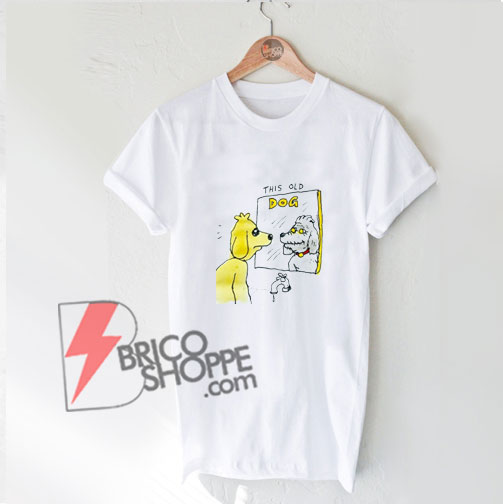Mac Demarco this old dog T-Shirt - Funny Shirt On Sale