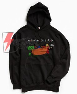 The-Avengers-Friends-Hoodie---Parody-Friends-TV-Show-Hoodie--Parody-Avenger-Hoodie---Funny's-Hoodie