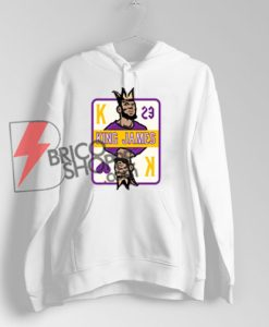 The LA King Hoodie – King James Hoodie – Funny Hoodie On Sale