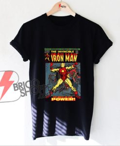 the-invicible-IRON-MAN---Vintage-IRON-MAN-T-Shirt---Funny's-Shirt-On-Sale