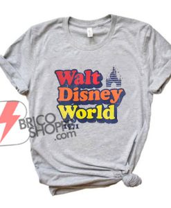 Vintage Walt Disney World 1971 Shirt - Funny Disney Shirt - Vacation Disney Shirt