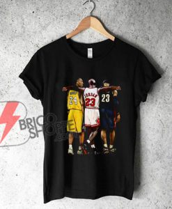 kobe bryant and friend shirt