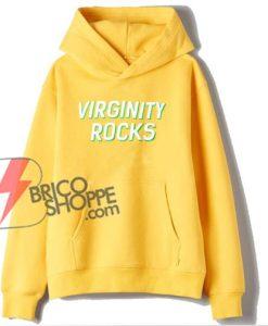 Danny-Duncan-Virginity-Rocks-Yellow-Hoodie---Funny-Hoodie