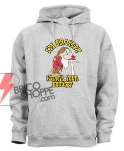 Disney-I'm-Grumpy-Dwarf-Snow-White-Hoodie-–-Funny-Hoodie-On-Sale