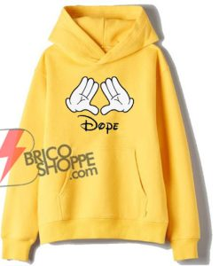 Disney-Mickey-Mouse-Dope-Custom-Hoodie