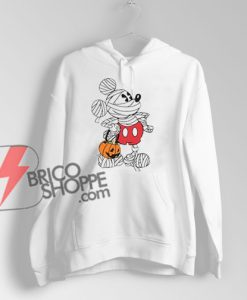 Disney Mickey Mouse Mummy Custom Hoodie – Funny Disney Hoodie – Vacation Disney Hoodie