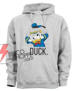 Donald Ducks Classic Vintage Disneyland Hoodie - Donald Ducks Hoodie - Disney Hoodie - Vacation Disney Hoodie