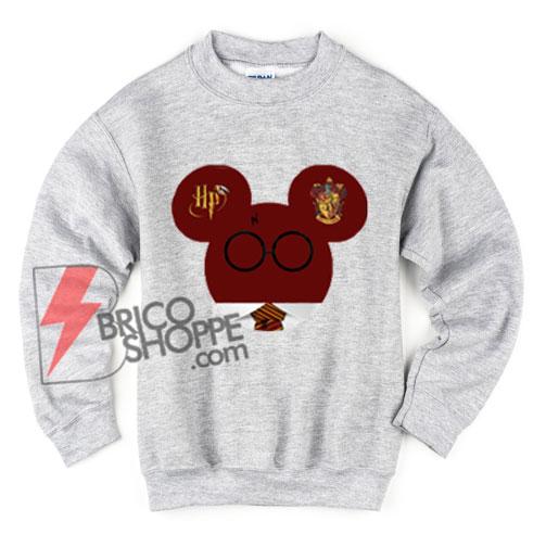 Harry-potter-world-mickey-mouse-Sweatshirt---Funny-Sweatshirt-On-Sale
