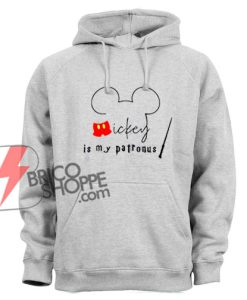 Mickey-Mouse-Is-My-Patronus-Hoodie---Funny-Hoodie--On-Sale
