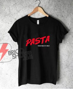 Pasta-Graphic-Tee---90's-Inspired-Carb-T-Shirt---Funny-Shirt-On-Sale