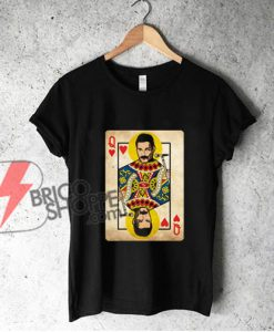 Queen Freddie Mercury Shirt - The Queen Band Shirt - Freddie Mercury Shirt
