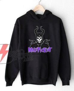Queen-Misfit-Hoodie---Maleficent-Hoodie---Funny-Hoodie-On-Sale