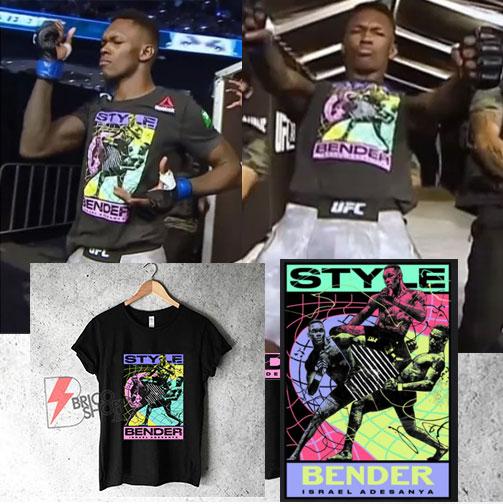 Stylebender-Joe-Rogan-Israel-Adesanya-T-Shirt---Funny-Shirt-bricoshoppe