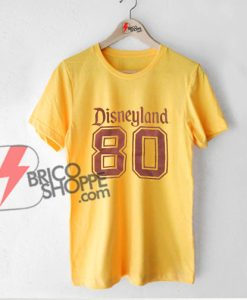 Vintage Disneyland Shirt - 1980's Disneyland T-Shirt - Funny Shirt On Sale