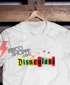 Vintage Disneyland Shirt - Funny Walt Disney Shirt - Disney Vacation Shirt -Funny Shirt On Sale