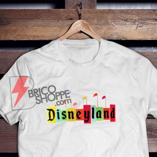 Vintage Disneyland Shirt - Funny Walt Disney Shirt - Disney Vacation Shirt -Funny Shirt On Sale