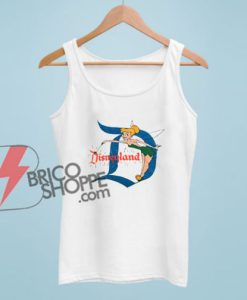 Vintage Disneyland Tank Top – Tinkerbell Disneyland Tank Top – Funny Vacation Disneyland Tank Top