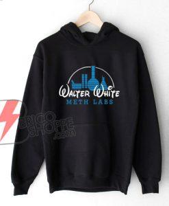 Walter White Meth Labs Hoodie – Parody Walt Disney Hoodie – Funny Hoodie On Sale