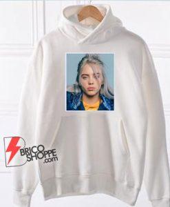 Billie-Eilish-Pop-Music-Singer-Girl-Star-Hoodie---Funny-Hoodie-On-Sale